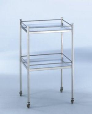 Blickman Allen Two Shelf Utillity Cart