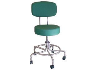 Non-Magnetic Adjustable Chair with Back
