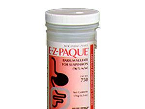 Liquid E-Z Paque 176g bottle