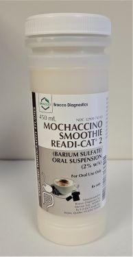 SKU : 138249 - MOCHACCINO SMOOTHIE READI-CAT 2 - 12 EA 450 ML BOTTLE PER CASE