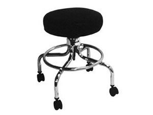 Adjustable Height Stools with casters