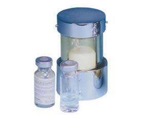 High Density Lead Glass Vial Shield - vial shields