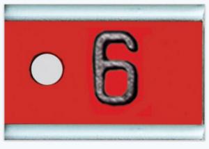 25-Y - Elite Words 3/8 inch Single Letter or Number
