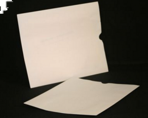 408011 - CI8140 - Open Top Mini Category Insert Jackets - No Procedure with Plain Border Ink Color
