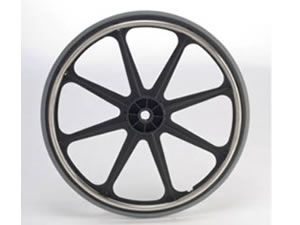 Rear Mag Wheel Assembly 18-24 INCH NO BEARINGS