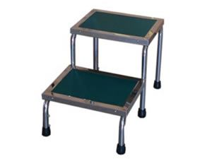 Narrow Double Step Stool