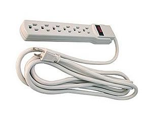 surge suppressor power strip 419479 ss9000