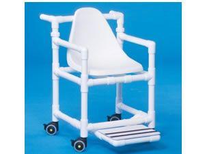 MRI Non-Magnetic PVC Patient Transport Chair