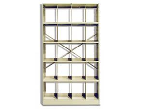 Open X-Ray File Cabinet 527A