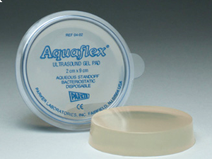 260340 - Aquaflex Ultrasound Gel Pad - 6/BX