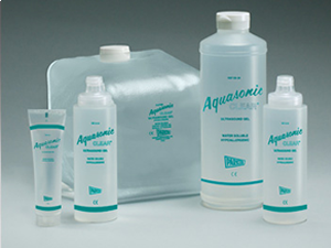 AQUASONIC CLEAR®  ULTRASOUND GEL