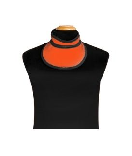 Bib Style Collar