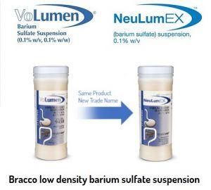 NeuLumEX™ (Barium Sulfate) Suspension (0.1% w/v)