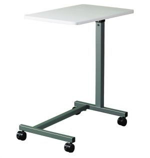"""Brewer Company """"U"""" Base Over-Bed Table"""