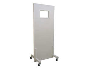 Mobile Lead Shields with Window - Barriers - Radiation Protection