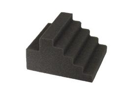 MFR: 121SCB - Oblique Finger Block - Scancoat Black