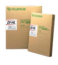 MFR: A605080 - Fuji DI-HL Blue Base 8 x 10 in