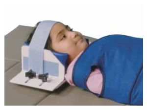 Olympic Papoose Board Head Immobilizers