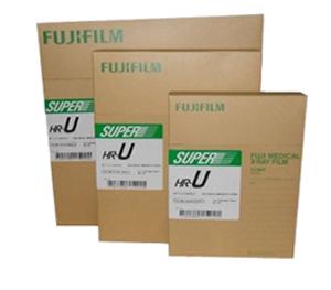 Green Fuji/UMG Super HR-U X-Ray Film