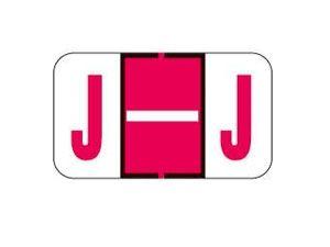 JETER ALPHA RED LETTER J - 5100 SERIES