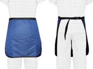 Half Apron Lap Guard with Buckle Closure