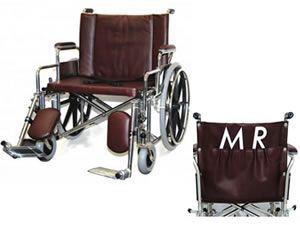 "MRI Bariatric Wheelchair 26""  - Wide Seat"