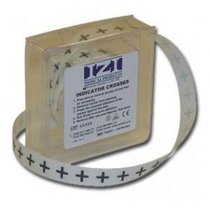 Indicator Radiopaque 10mm Cross Marker