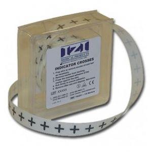 Indicator Radiopaque 20mm Cross Marker