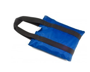 "583870 - 12 pound sandbag - 7"" x 24"""