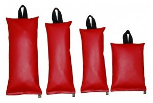 Angiographic Sandbag Set, Red