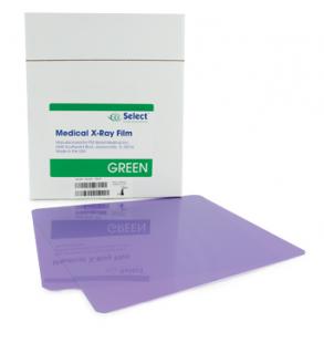 MFR: 8582777 - Green Film 8 x 10 in