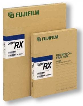 MFR: A125080 - Fuji Super RX Film 8 x 10 in