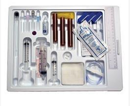Ultrasound Procedure Tray Standard