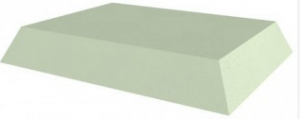 YBBP - Decubitus Abdominal Pad Sponge - Stealth-Core