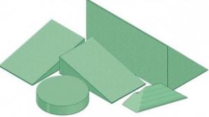 YSCA - Clinic Sponge KIT A - Stealth-Cote