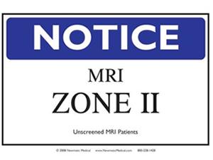 MRI ZONE II