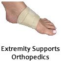 Extremity Supports - Orthopedics
