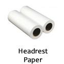 Headrest Paper
