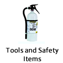 Tools Safety Cleaning and other Items