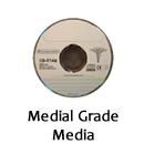 CDs DVDs Medical Grade Optical Discs