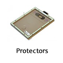 Protectors for DR and CR panels