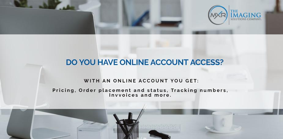 Account Benefits